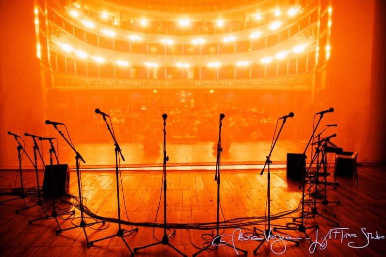 ADM 2011...Lo spettacolo inizia