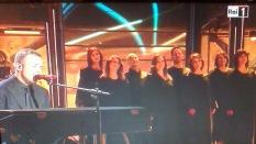 2014_Festival di Sanremo_Anno Domini Gospel Singers_Rai1