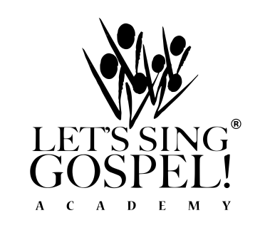Let's sing Gospel Academy_Logo