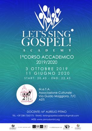 2019_AGC_1° Anno Accademico